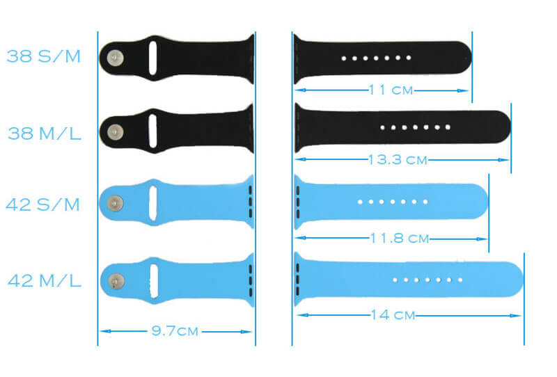 Watch Sizing Guide - Jomashop