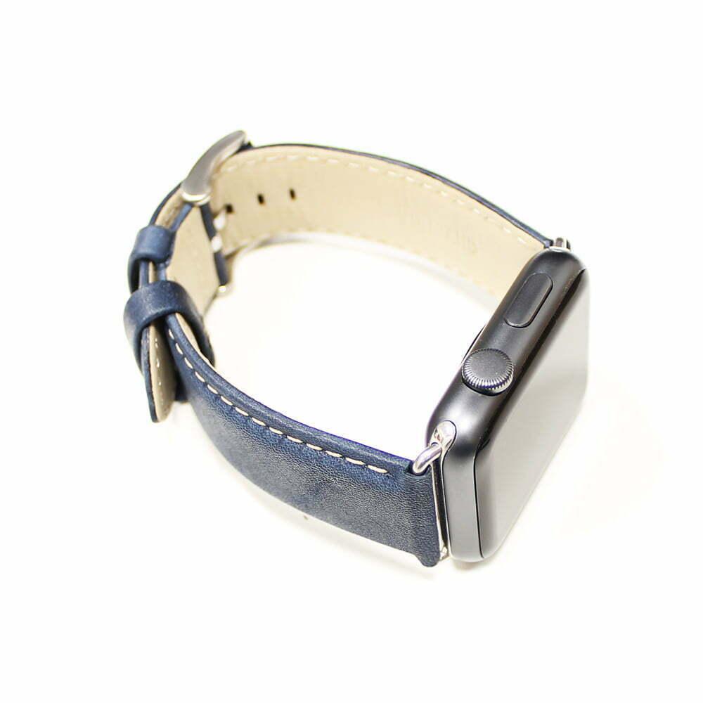 astralis apple watch bracelet cuir de taureau tanche band band. Black Bedroom Furniture Sets. Home Design Ideas