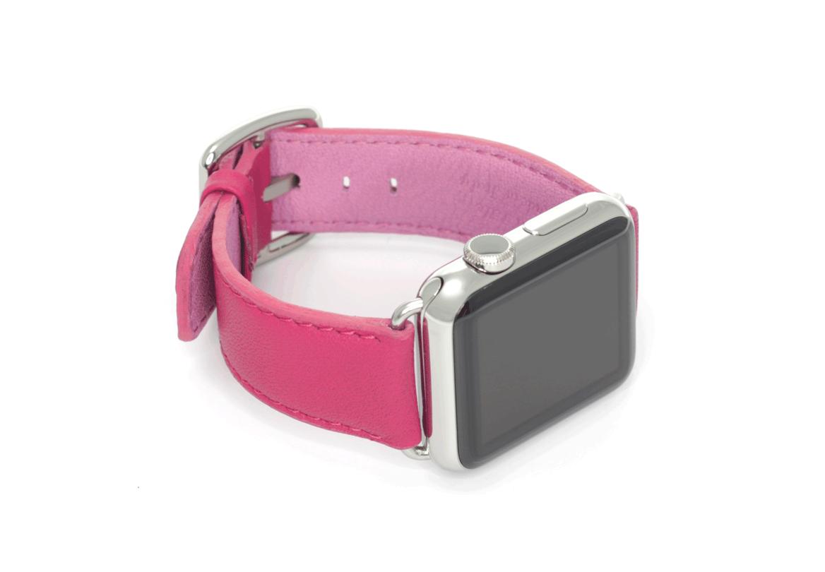 Scarlet's Velvet - Meridio - Nappa - Bracelets cuir Made in Italy