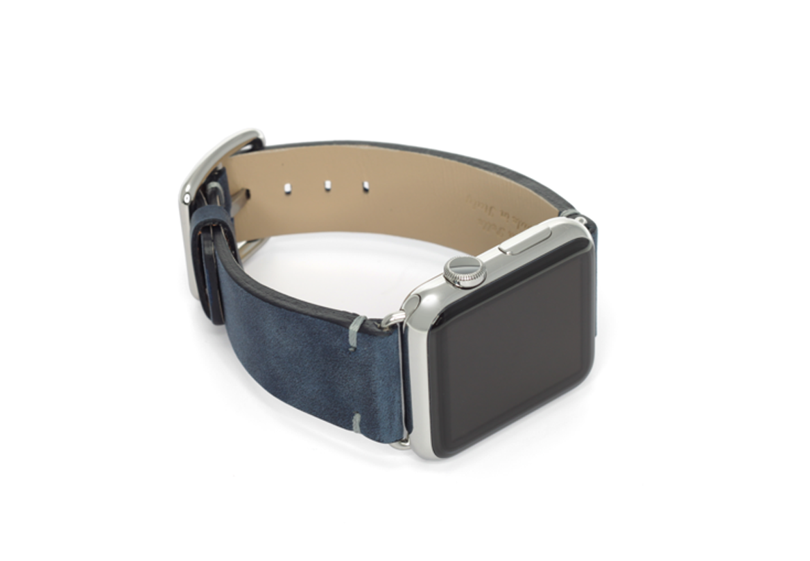 Arctic Night - Meridio - Vintage - Bracelets cuir Made in Italy