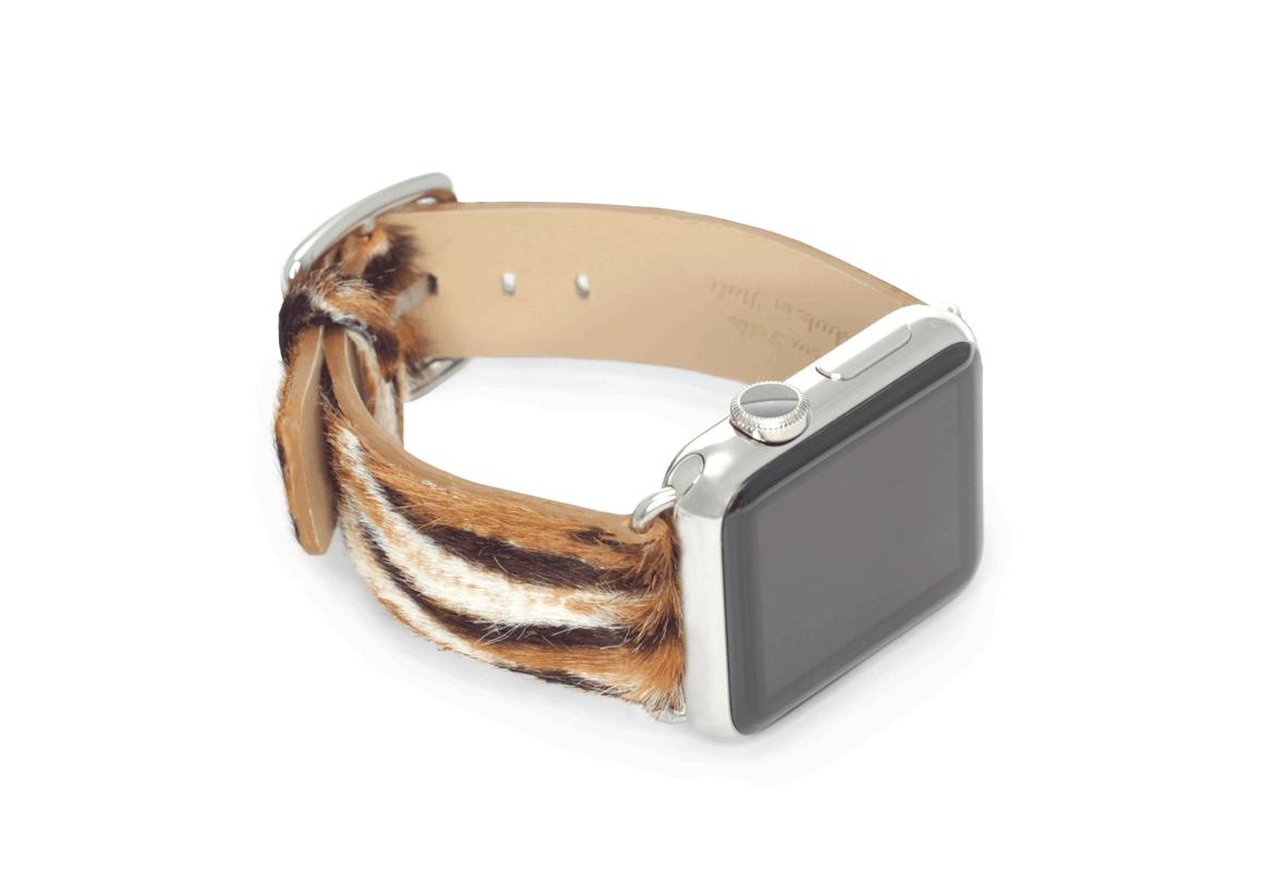 Bengal Tiger - Meridio - Cavallino - Bracelets cuir Made in Italy