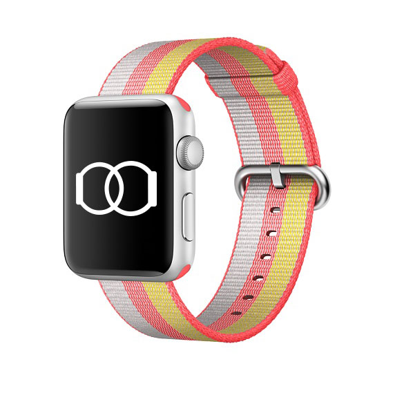 Bracelet en Nylon tissé Apple Watch