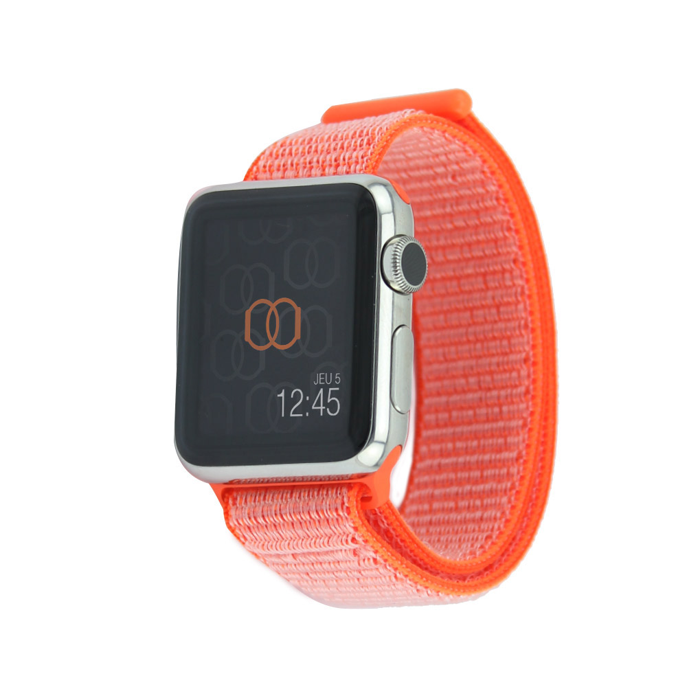 Boucle sport nylon tissé - Collection 2017 - Apple Watch