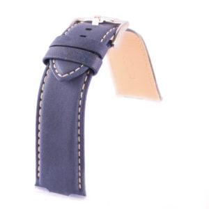 Astralis - Bracelet cuir de taureau étanche - Nokia, Withings, Fitbit, Samsung