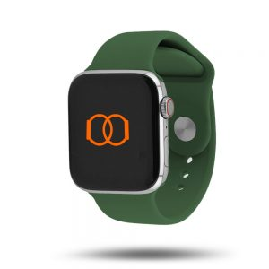 Bracelet Sport Apple Watch – 100% fluoroélastomère