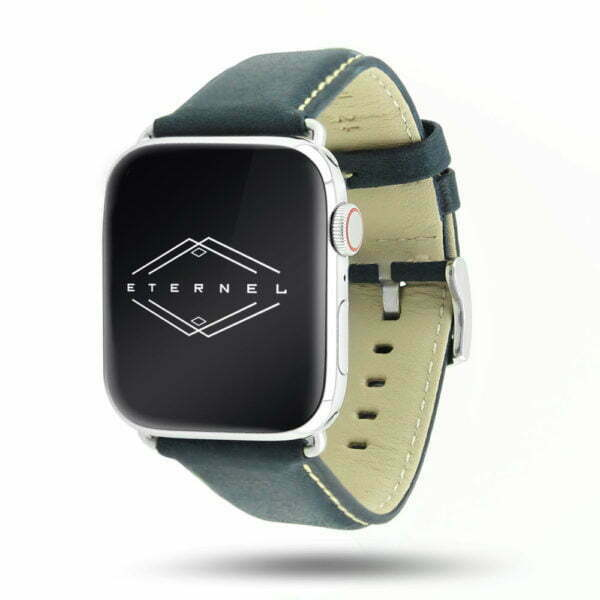 Astralis - Watch band for Apple Watch in bull leather