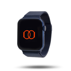 Bracelet Apple Watch milanais acier inoxydable