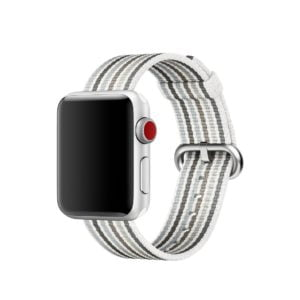 Bracelet en nylon tissé Apple Watch - Collection 2018