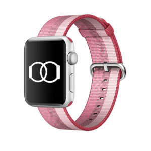 Bracelet en Nylon tissé Apple Watch