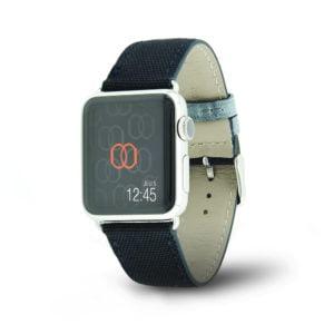 Bracelet Rover en tissu - Eternel - Apple Watch