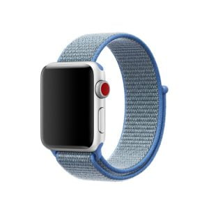 Boucle sport nylon tissé - Collection 2018 Apple Watch