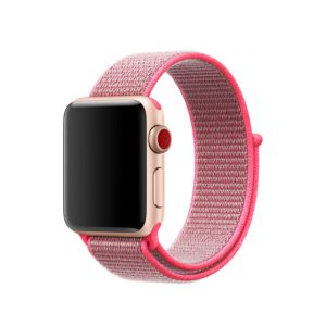 Boucle sport nylon tissé - Collection 2018 - Apple Watch