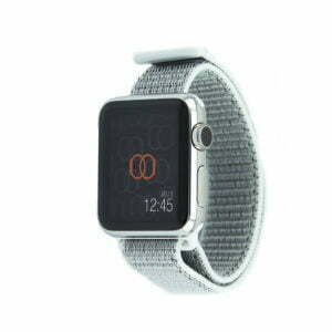 Boucle sport Coquillage - Nylon tissé - Apple Watch