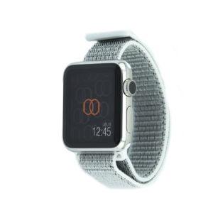 Boucle sport Noir - Nylon tissé - Apple Watch