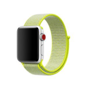 Boucle sport nylon tissé - Collection 2018 - Apple Watch