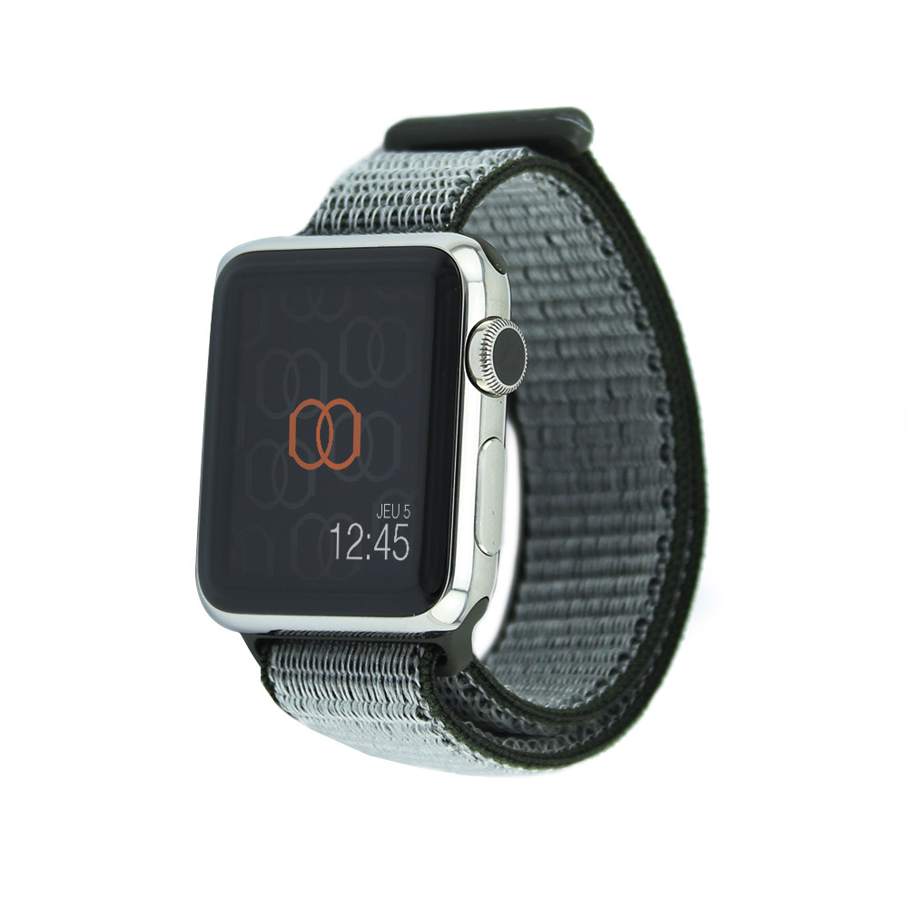 buy popular 11185 a0d6c Sport loop woven nylon - 2017 collection - Apple Watch