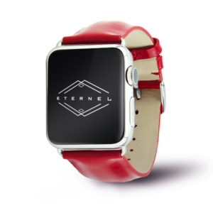 Bracelet Glossy - Eternel Made in France - Apple Watch