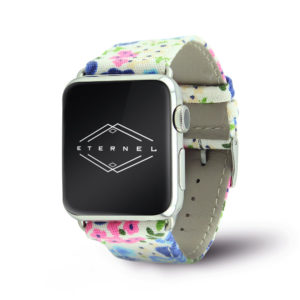 Flower Power fabric strap Band-Band – Apple Watch