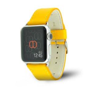 Holi Apple Watch - Calfskin band