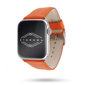 Holi Apple Watch - Calfskin band