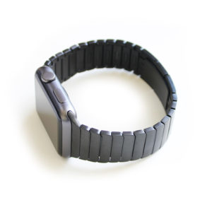 Bracelet à maillons détachables sans outil - Apple Watch