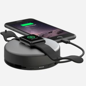 Nomad - Pod Pro - Battery Apple Watch and iPhone