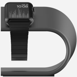 Nomad - Modern stand Apple Watch aluminium