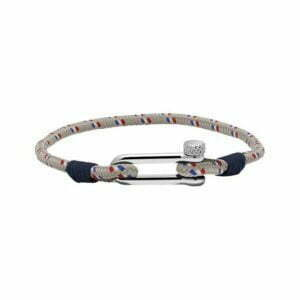 ROCHET manila bracelets - Leather, Nylon and Rope