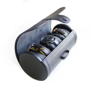 ZRC - Rouleau 3 bracelets de montre cuir