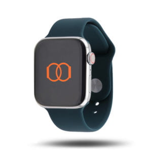 Bracelet Sport Apple Watch – 100% fluoroélastomère