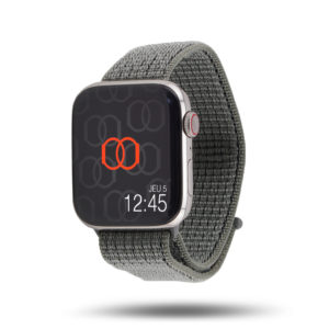 Boucle sport nylon tissé - Collection Printemps 2019 - Apple Watch
