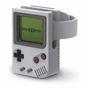 Game Boy stand for Apple Watch