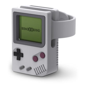Socle de recharge Game Boy pour Apple Watch