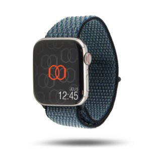 Boucle sport nylon tissé - Collection Printemps 2020 - Apple Watch