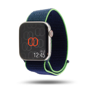Sport loop woven nylon – spring 2020 collection – Apple Watch