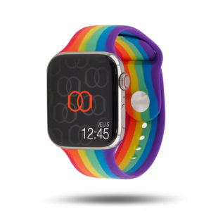 Pride édition 2020 - Bracelets Apple Watch