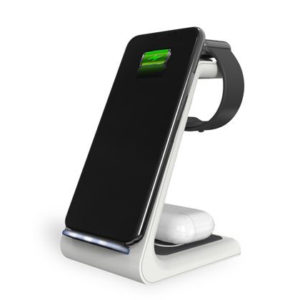 Charge Tree - Wireless charging dock 3 in 1 Apple Watch, iPhone & AirPods