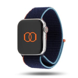 Boucle sport nylon tissé - Fin 2020 - Apple Watch