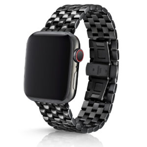 Juuk - Locarno - Bracelet Apple Watch en acier inoxydable