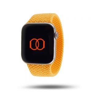 Boucle unique tressée – Bracelet Apple Watch