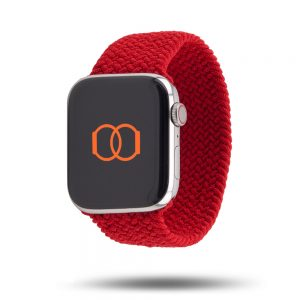 Boucle unique tressée - Bracelet Apple Watch