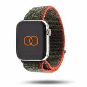 Boucle sport nylon tissé – Printemps 2021 – Apple Watch