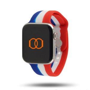 Bracelet sport édition spéciale Band-Band - Drapeau France Apple Watch