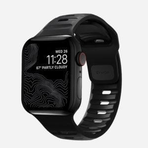 Nomad – Sport Strap Waterproof – Bracelet en silicone Apple Watch