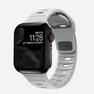 Nomad - Sport Strap Waterproof - Bracelet en silicone Apple Watch