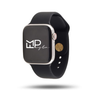 Black & Gold édition FMPogba – Bracelet Apple Watch