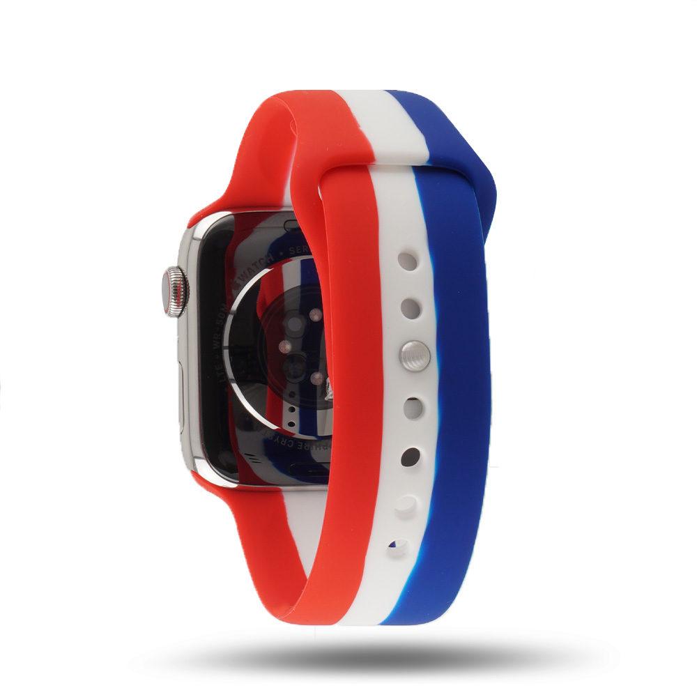 Bracelet sport édition spéciale Band-Band – Drapeau France Apple Watch