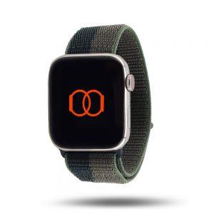 Boucle sport nylon tissé – Automne 2021 – Apple Watch