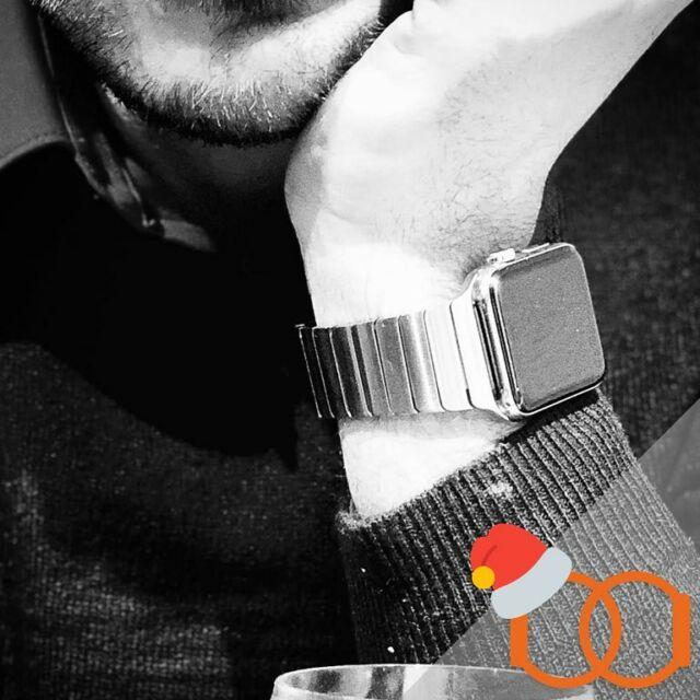 🇫🇷Le superbe bracelet à maillons détachable, incontournable des amateurs de bracelets acier est à -15% aujourd'hui seulement avec le code XMASLINK ! Notre calendrier de l'Avent continue 😀⠀ 🇺🇸The gorgeous detachable link watchband is available at 15% discount thanks to our Advent calendar ! Use the code XMASLINK to enjoy the discount⠀ ⠀ #applewatch #apple #lifestyle #watch #giveaway #adventcalendar #calendrierdelavent #applewatchband #fashion #tech #technology #iphone #ipad #menfashion #style #maillons